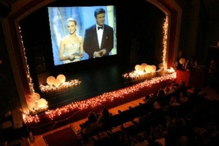Brattle movie theatre