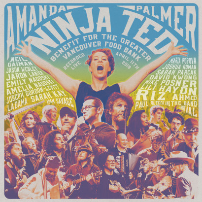 Ninja Ted Album cover 6-29-19-1