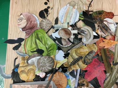 art pile